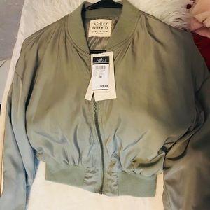 Ashley by 26 international deep sage jacket
